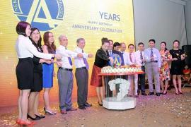 Kỷ niệm 20 năm thành lập New Toyo (Việt Nam)