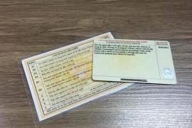 Đổi giấy phép lái xe
