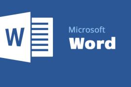 Mẹo nhỏ khi sử dụng Microsoft Word