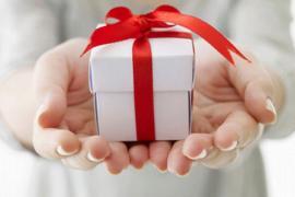 Trao đi quà tặng