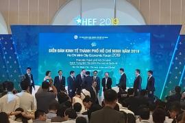 Diễn đàn kinh tế TP Hồ Chí Minh