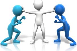 Bí quyết xử lý xung đột khi làm việc cùng nhau