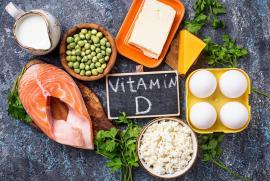 Bổ sung đủ vitamin D để tránh mệt mỏi và đau cơ