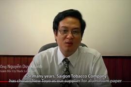 Cảm nhận của khách hàng Thuốc Lá Sài Gòn