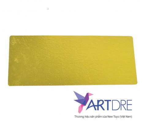 Khay chữ nhật Vàng Fancythai - 18x42.5cm
