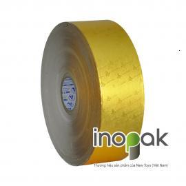 ゴールドアルミ箔紙 - Vinatabaロゴエンボス